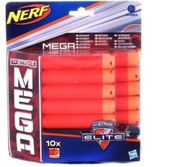 Hasbro NERF N-Strike Elite MEGA lőszer utántöltő készlet 10db (A4368)