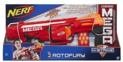 Hasbro NERF N-Strike MEGA -  Rotofury szivacslövő fegyver