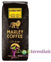 Marley Coffee Lively Up Espresso, őrölt, 227g