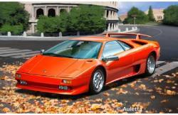 Revell Lamborghini Diablo VT 1/24 7066