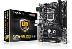 GIGABYTE GA-B150M-HD3 DDR3