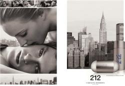 Carolina Herrera 212 NYC EDT 60ml