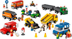 LEGO Set de vehicule (9333)