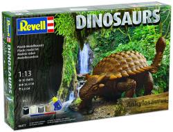 Revell Dinosaurs Ankylosaurus 1/13 6477