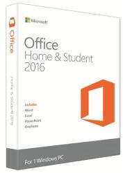 Microsoft Office 2016 Home & Student for Win ENG 79G-04369