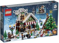 LEGO Creator - Karácsonyi piac (10249)
