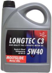 MOLYSLIDE Longtec C3 5W40 (5L)