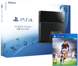 Sony PlayStation 4 1TB (PS4 1TB) + FIFA 16