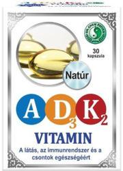 Dr. Chen A+D3+K2 Vitamin kapszula (30db)