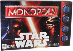 Hasbro Monopoly Star Wars (B0324)