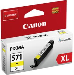 Canon CLI-571Y XL Yellow 0334C001