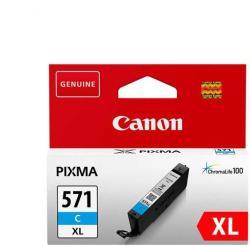 Canon CLI-571C XL Cyan (BS0332C001AA)