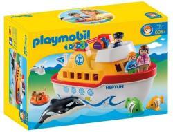 Playmobil Hajókaland (6957)