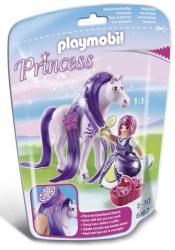 Playmobil Lila hercegnő paripával (6167)