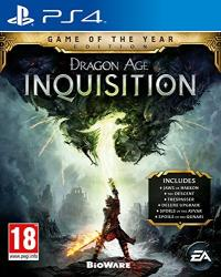 Electronic Arts Dragon Age Inquisition [Game of the Year Edition] (PS4)