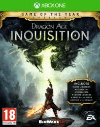 Electronic Arts Dragon Age Inquisition [Game of the Year Edition] (Xbox One)