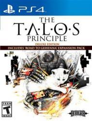 Nighthawk Interactive The Talos Principle [Deluxe Edition] (PS4)