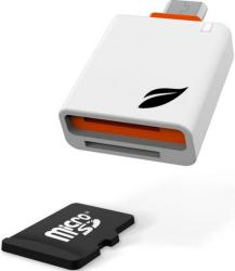 Leef Access Micro SD Card Reader LACM0WN00E6