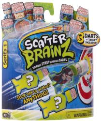 Creative Design Agymenők - Scatter Brainz - darts - 3db