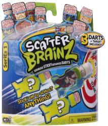 Creative Design Agymenők - Scatter Brainz - darts - 3db