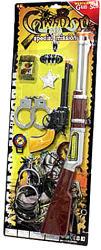 UNIKATOY Cowboy puska kiegészítőkkel