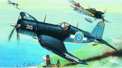Směr Chance Vought F4U-1 1/72 SMER835