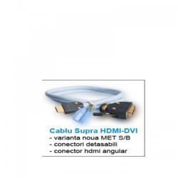 Supra Cablu Video Hdmi-Dvi Supra