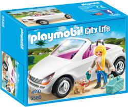Playmobil Masina Decapotabila (5585)