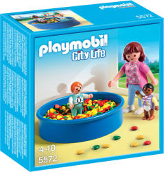 Playmobil Piscina Cu Bile (5572)