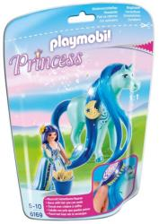 Playmobil Kék hercegnő paripával (6169)