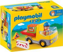 Playmobil Munkás dömperrel (6960)