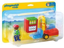 Playmobil Munkás targoncával (6959)