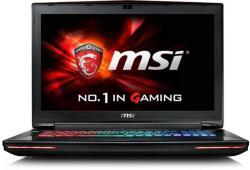 MSI GT72-6QD81FD