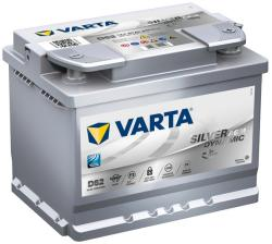 VARTA Silver Dynamic AGM 60Ah EN 680A