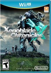 Nintendo Xenoblade Chronicles X (Wii U)