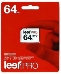 Leef PRO microSDXC 64GB UHS-I LSP30006410E3
