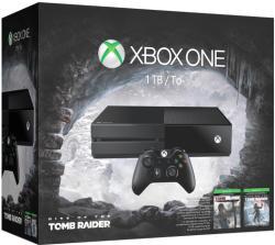 Microsoft Xbox One 1TB + Rise of the Tomb Raider + Tomb Raider Definitive Edition