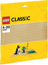 LEGO Classic Homokszínű alaplap (10699)