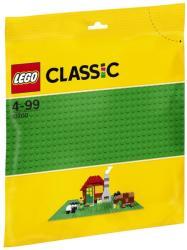 LEGO Classic Zöld alaplap (10700)