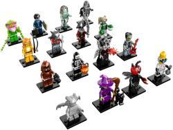 LEGO Minifigurák - Szörnyek meglepetéscsomag 14. széria (71010)