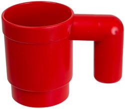 LEGO Óriás piros minifigura bögre (851400)