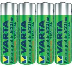 VARTA Rechargeable Accu AA 2100mAh (4)