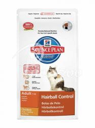 Hill's SP Feline Adult Hairball Control Chicken 1,5kg