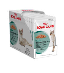 Royal Canin Instinctive +7 24x85g
