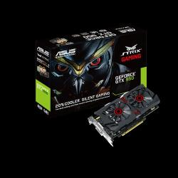 ASUS GeForce GTX 950 2GB GDDR5 128bit PCIe (STRIX-GTX950-DC2-2GD5-GAMING)