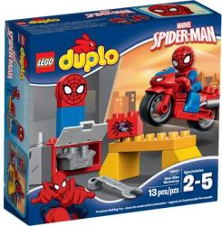 LEGO Duplo - Pókember - Pókmotor műhely (10607)