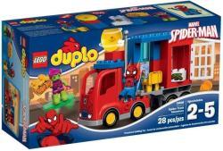 LEGO Duplo - Pókember pókkamionos kalandja (10608)