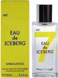 Iceberg Eau de Iceberg Sandalwood EDT 100ml