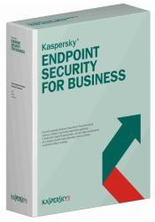 Kaspersky Endpoint Security for Business Advanced EEMEA Edition (20-24 User, 1 Year) KL4867OANFE