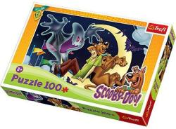 Trefl Scooby Doo és Bozont vidám szellemkalandja 100 db-os